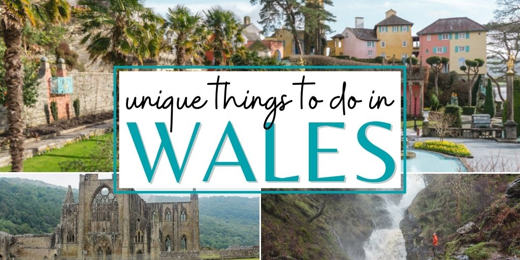 Unique Things to Do in Wales, UK | The Wanderful Me
